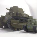 八九式中戦車作成