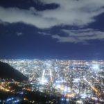 藻岩山からの夜景1