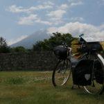 【自転車北海道旅】夏風邪サバイヴ2019_19日目(赤井川-真狩)