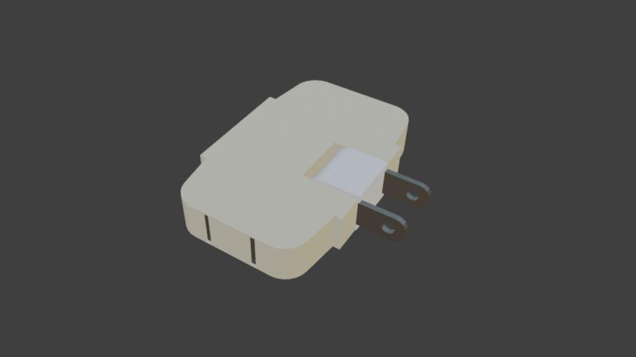 [blender2.8]3DCGを勉強してみる 19日目