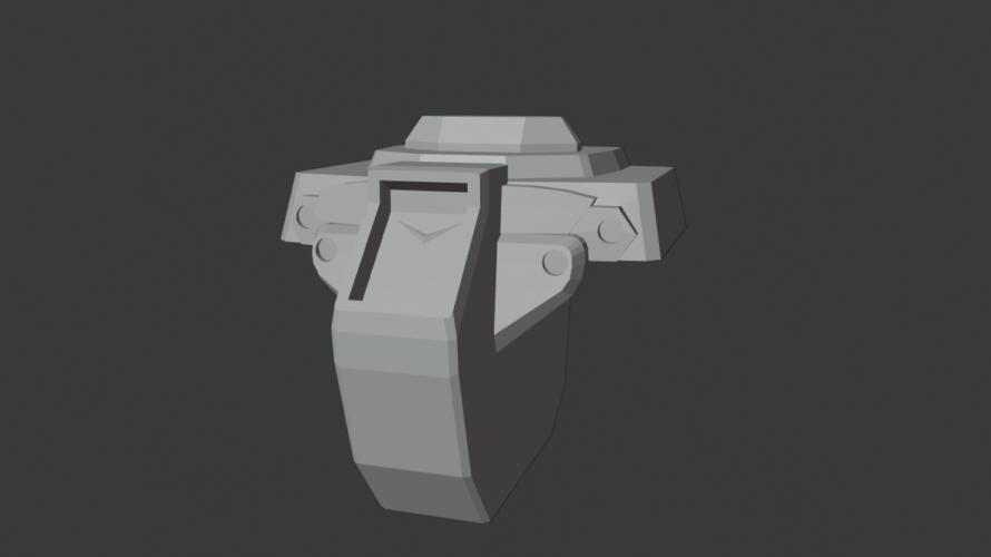 [blender2.8]3DCGを勉強してみる 36日目