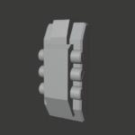 [blender2.8]3DCGを勉強してみる 37日目