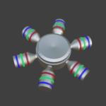 [blender2.8]3DCGを勉強してみる 39日目