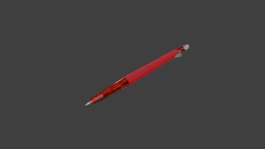 [blender2.8]3DCGを勉強してみる 42日目