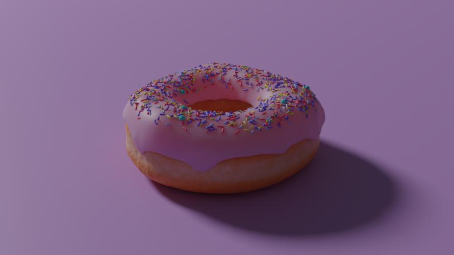 [blender2.8]3DCGを勉強してみる 52日目