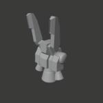 [blender2.8]3DCGを勉強してみる 59日目