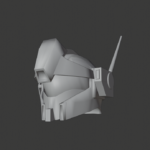 [blender2.8]3DCGを勉強してみる 60日目