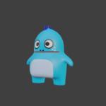 [blender2.8]3DCGを勉強してみる 66日目