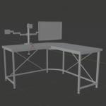 [blender2.8]3DCGを勉強してみる 74日目