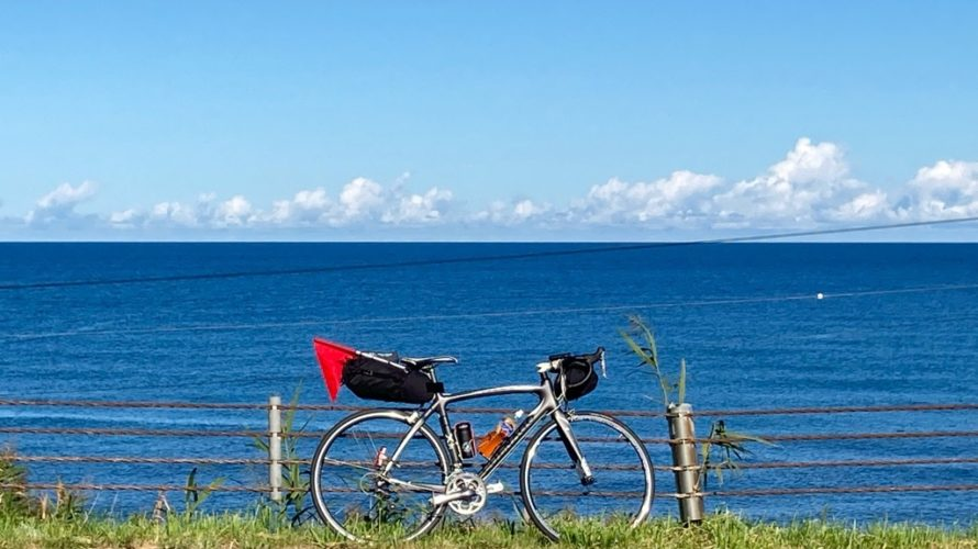 【4日目】北海道自転車旅(増毛ー厚田ー札幌)
