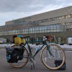 【1日目】九州自転車旅2021-有明フェリーターミナルへ