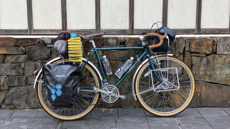 【5日目】九州自転車旅2021-厳原〜美津島