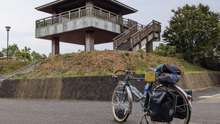 【6日目】九州自転車旅2021-美津島〜三根