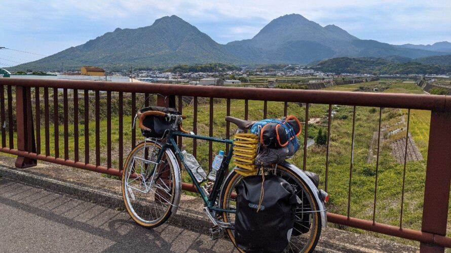 自転車旅へ行こう!2021年春 反省会ー装備編