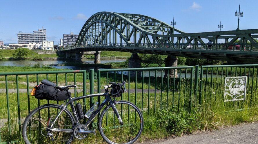 【8日目】北海道自転車旅2021-旭川〜美深