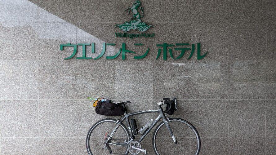【19日目】北海道自転車旅2021-浦河〜苫小牧