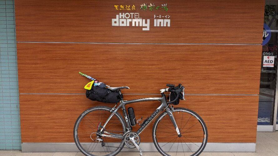 【20日目】北海道自転車旅2021-苫小牧〜フェリーターミナル